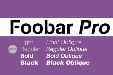 Foobar Pro