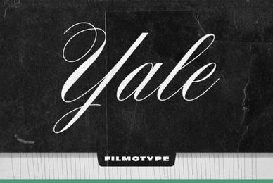 Filmotype Yale