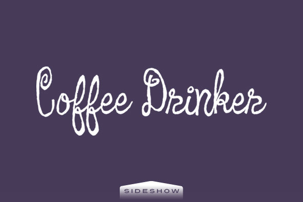 Coffee Drinker