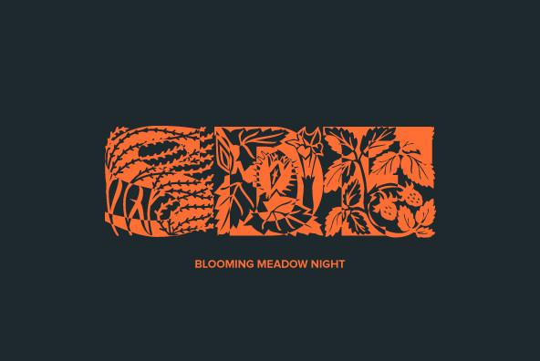 Blooming Meadow Night