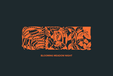 Blooming Meadow Night