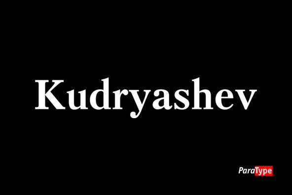 Kudryashev