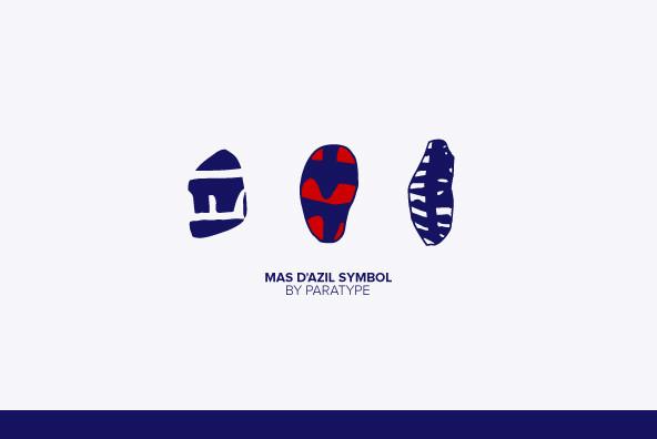 Mas d Azil Symbol