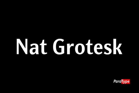 Nat Grotesk