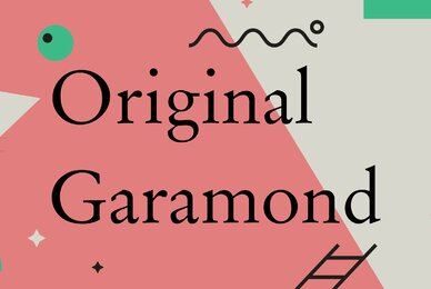 Original Garamond