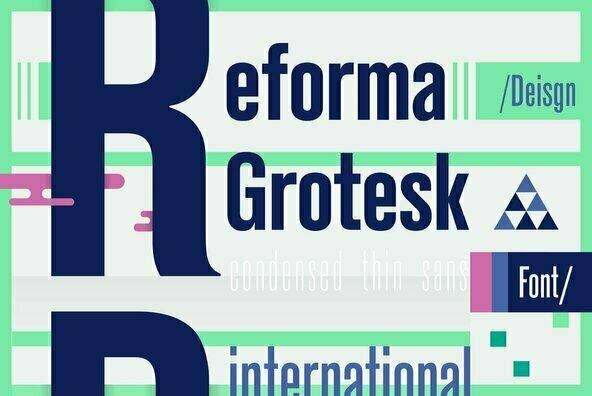 Reforma Grotesk