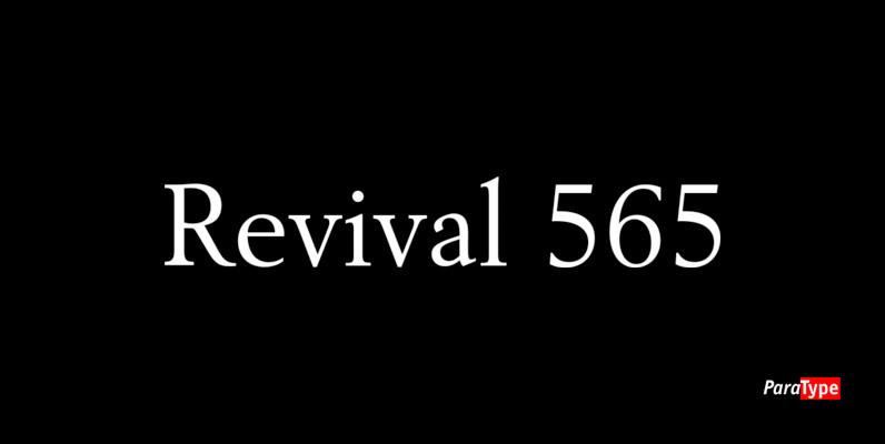 Revival 565