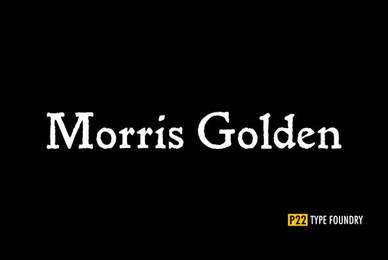 P22 Morris Golden
