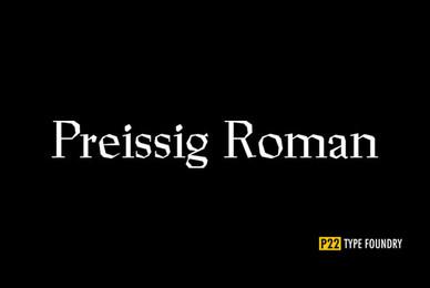 P22 Preissig
