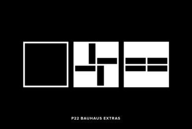 P22 Bauhaus Extras