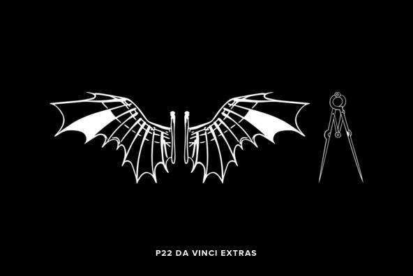 P22 Da Vinci Extras