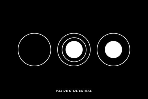 P22 De Stijl Extras