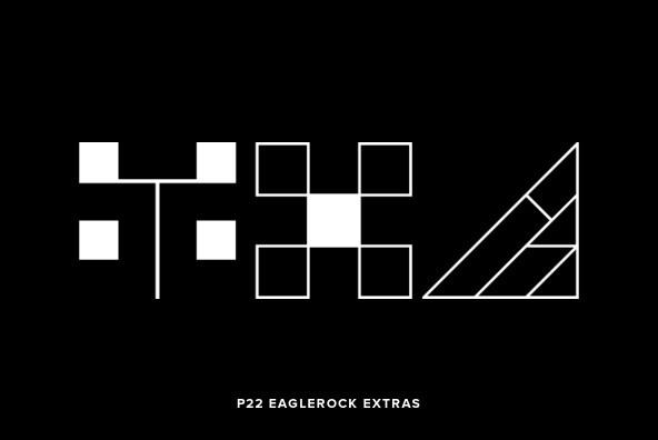 P22 Eaglerock Extras