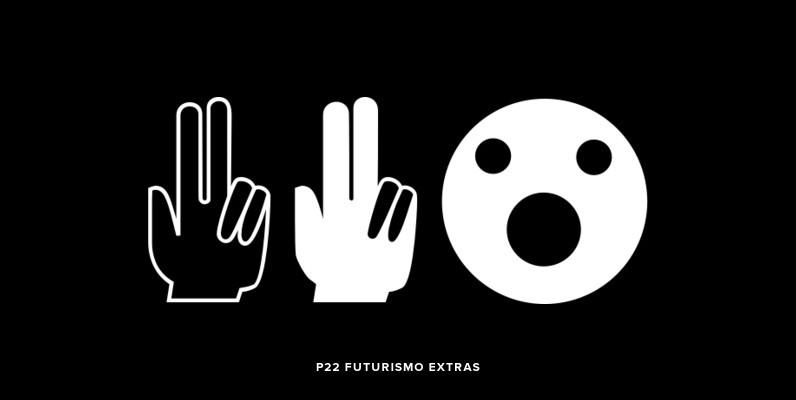 P22 Futurismo Extras