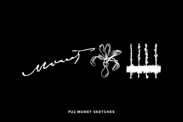 P22 Monet Sketches