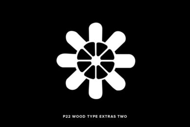P22 Wood Type Extras Two