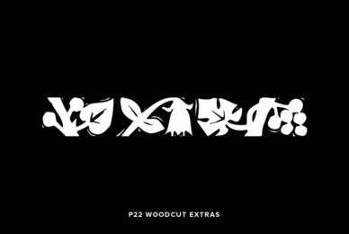 P22 Woodcut Extras