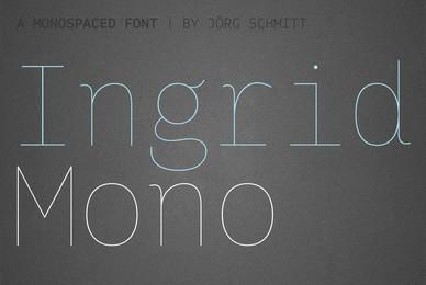 Ingrid Mono
