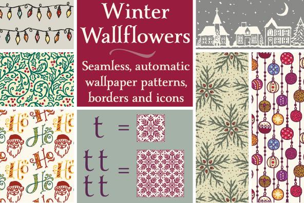 Winter Wallflowers