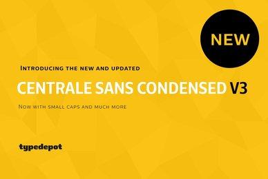 Centrale Sans Condensed