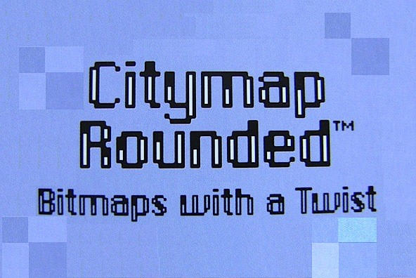 Citymap Rounded