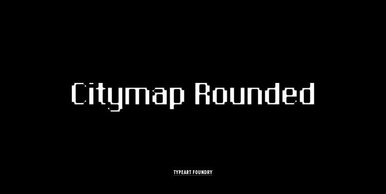 Citymap Rounded