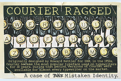 Courier Ragged