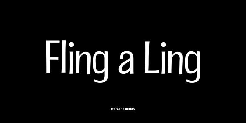 Fling a Ling