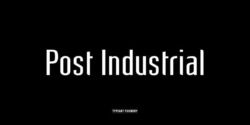 Post Industrial