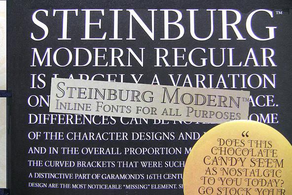 Steinburg Modern