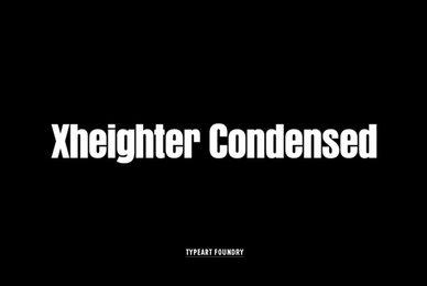 Xheighter Condensed