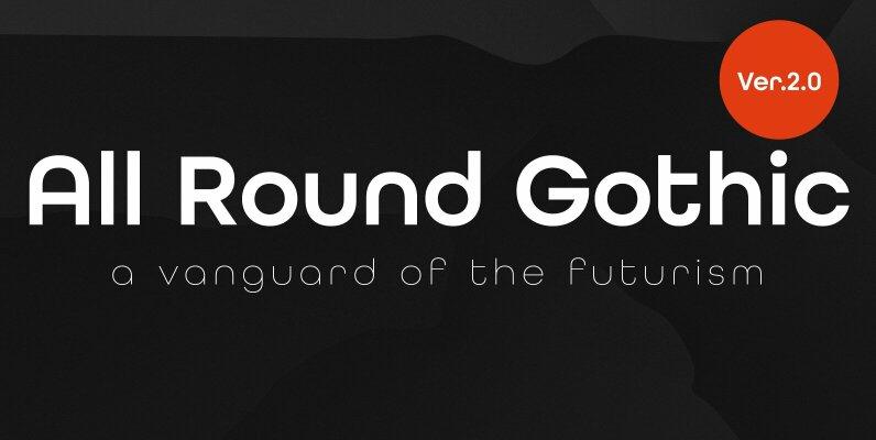 All Round Gothic