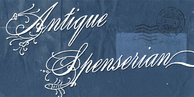Antique Spenserian
