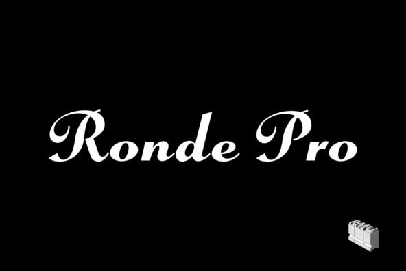 Ronde Pro