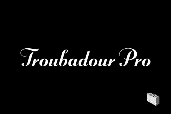 Troubadour Pro