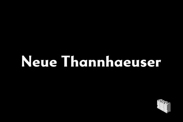 Neue Thannhaeuser