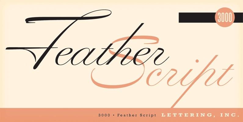 Feather Script