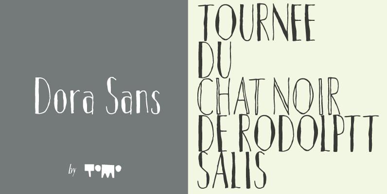 Dora Sans