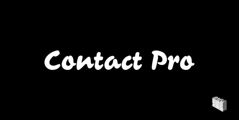 Contact Pro