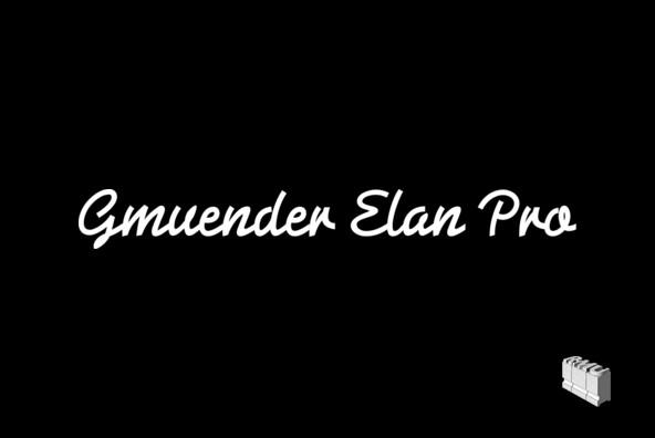 Gmuender Elan Pro
