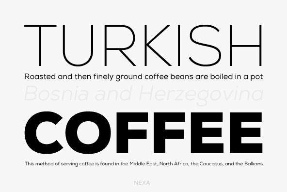 Top Fonts of 2012