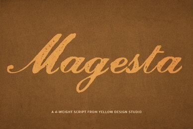 Magesta Script