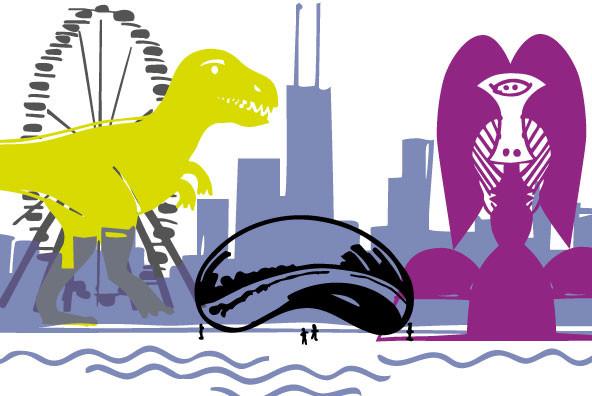Chicago Doodles