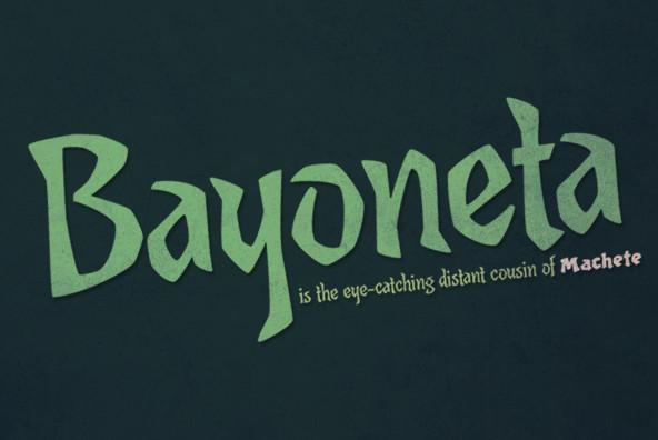 Bayoneta Pro
