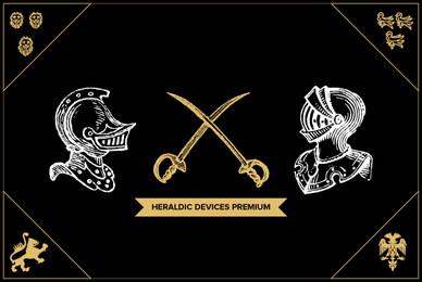 Heraldic Devices Premium