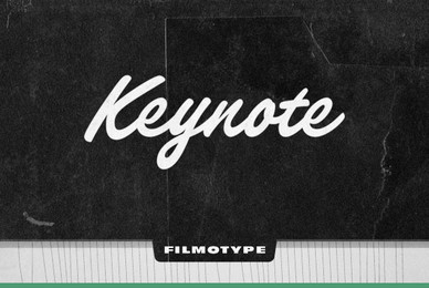 Filmotype Keynote