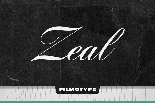 Filmotype Zeal