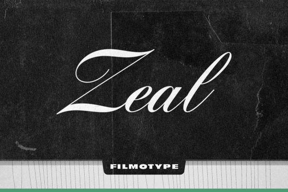 Filmotype Zeal