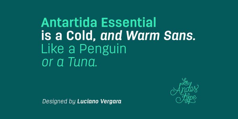 Antartida Essential