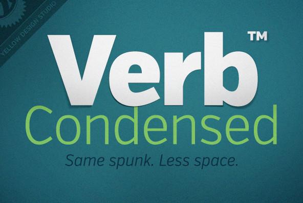 Verb Condensed
